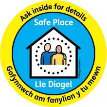 Safe Places scheme logo